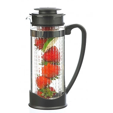 Grosche Atlantis Water Pitcher and Fruit Infuser, 1.5 Litres