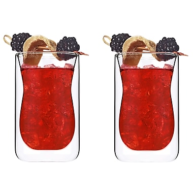 Grosche – Verres à double paroi Istanbul, 2 x 280 ml