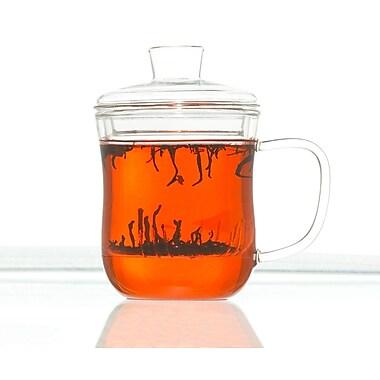 Grosche Kent Infuser Tea Mug, 330ml