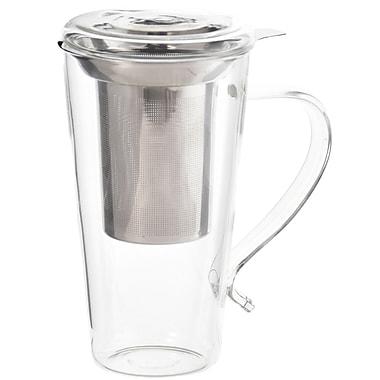 Grosche Marbella Infuser Tea Mug, 500ml