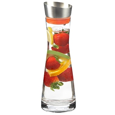 Grosche Rio Water Pitcher and Fruit infuser , 1 Litre