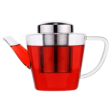 Grosche Sicily Infuser Teapot, 1.2 Litres