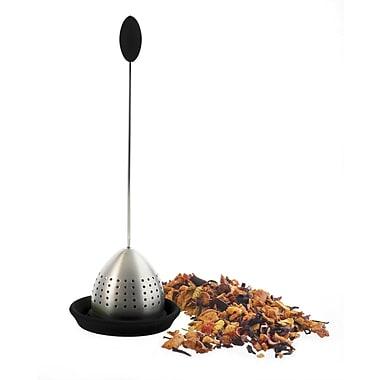 Grosche – Infuseur à thé Tulip, noir