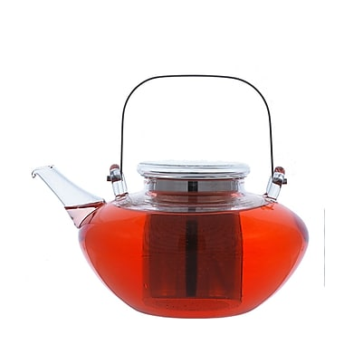 Grosche Tuscany Infuser Teapot, 1.2 Litres