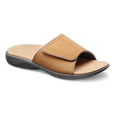 Dr. Comfort – Sandales orthétiques Shape to Fit 5430-W-08.0, hommes