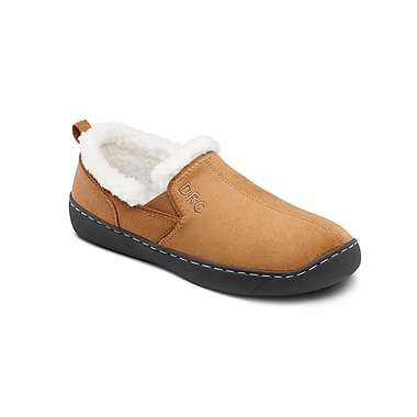 Dr. Comfort Extra-Depth Indoor/Outdoor Slippers with Gel Plus Insert and Non-Skid Outsole 7430, Men