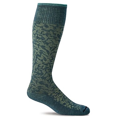 Damask Women Compression Socks, SW16W-480