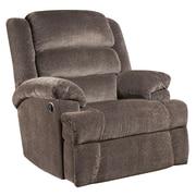 Flash Furniture Big and Tall 350lb-Capacity Aynsley Microfiber Recliner, Charcoal (AM99607922)