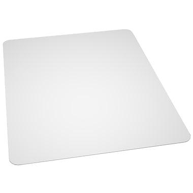 Flash Furniture – Dessous de siège pour plancher en dur, 36 x 48 po (MAT131820)