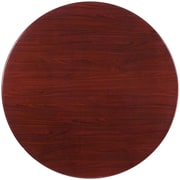 Flash Furniture 48'' Round Resin Table Top, Mahogany (TPMAH48RD)