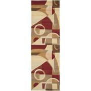 Safavieh Rodeo Drive Beige/Brown Area Rug; Runner 2'6'' x 14'