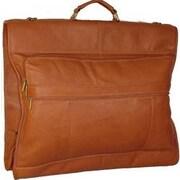 David King 42'' Garment Bag; Tan