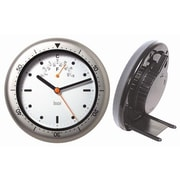 Bai Design 6.6'' Aquamaster Convertible Wall and Desk Clock