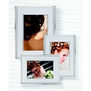 Creative Gifts International Bright and Pearl Picture Frame; 4'' x 6''