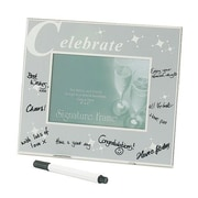 Creative Gifts International Celebrate Signature Picture Frame