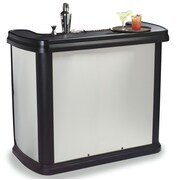 Carlisle Food Service Products Maximizer  Portable Bar; Stainless Steel