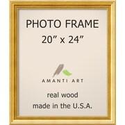 Amanti Art Townhouse Photo Frame; 20'' x 24''