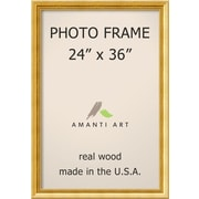 Amanti Art Townhouse Photo Frame; 24'' x 36''