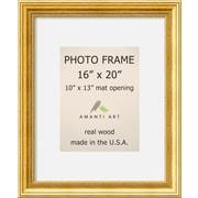 Amanti Art Townhouse Photo Frame; 10'' x 13''