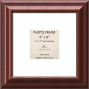 Amanti Art Luminous Picture Frame Contemporary; 8'' x 8''