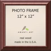 Amanti Art Luminous Picture Frame Contemporary; 12'' x 12''