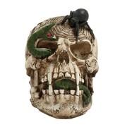 Woodland Imports Astonishing Skull Decor