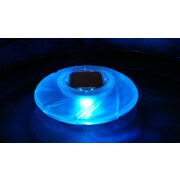 Woodland Imports 1 Super Bright Solar LED Plastic Floating Light