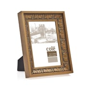 Philip Whitney Deep Baroque Wood Picture Frame; 8'' x 10''