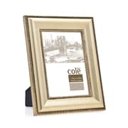 Philip Whitney Bead Wood Picture Frame; 8'' x 10''