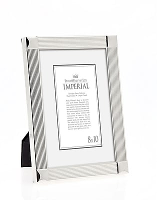 Philip Whitney Imperial Corners Picture Frame; 8'' x 10'' WYF078277890136