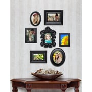 Philip Whitney 7 Piece Inj Contemporary Picture Frame Set
