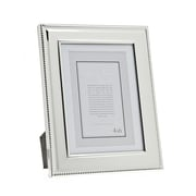 Philip Whitney Double Bead Picture Frame; 5'' x 7''