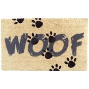 Imports Decor Woof Doormat