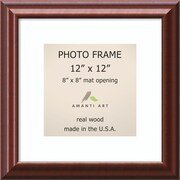 Amanti Art Luminous Picture Frame Contemporary; 12'' x 12''