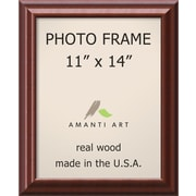 Amanti Art Luminous Picture Frame Contemporary; 11'' x 14''