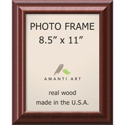 Amanti Art Luminous Picture Frame Contemporary; 8.5'' x 11''