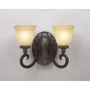 PLC Lighting Lexington  2-Light Wall Sconce
