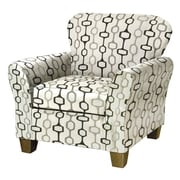 Serta Upholstery Occasional Arm Chair; Sunflower Dijon
