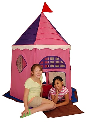 Bazoongi Kids Special Edition Princess Castle Play Tent WYF078278003249