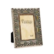 Philip Whitney Drapes Enamel Jewel Picture Frame