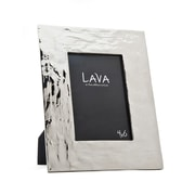 Philip Whitney Lava Col Aluminum Picture Frame