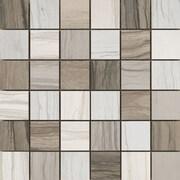 Emser Tile Motion 2'' x 2'' Porcelain Mosaic Tile in Multi-Colored