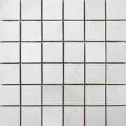 Emser Tile Paladino Albnla Porcelain Mosaic Tile in White