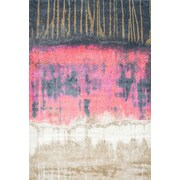 nuLOOM Samella Pink Area Rug; 5'3'' x 7'7''