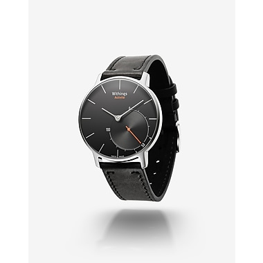 Withings Activite Watch and Activity Tracker, Black