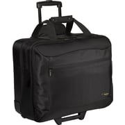 "Targus® 17"" Rolling Travel Laptop Case, Black"