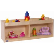 Steffy Toddler Storage w/ Mirror Back