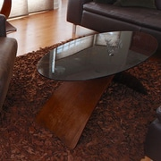 LumiSource Criss Cross Coffee Table