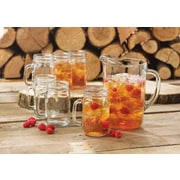 Libbey Country Folk 7 Piece Sweet Tea Set