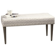 HomePop Upholstered Bedroom Bench